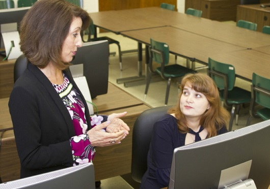 Paralegal distance learning in real time at Wilson Community College