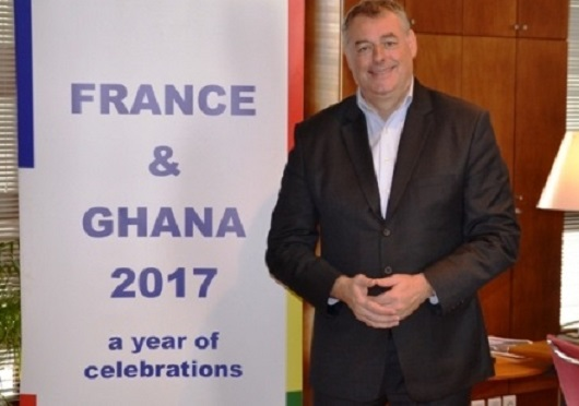 France Ambassador calls for promotion of French learning